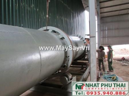 Máy sấy mùn cưa NPT-MSMC-110T