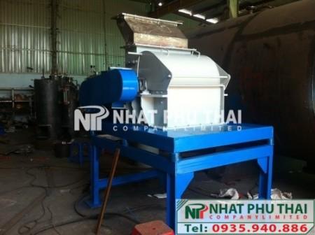 Máy nghiền bột cá NPT-MNTA-110T