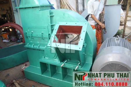 Máy băm gỗ 20 tấn/h SS-20DC