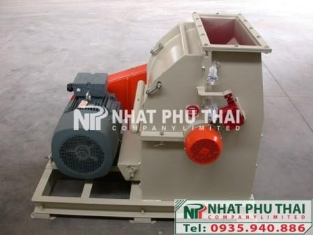 Máy nghiền búa dăm gỗ NPT-MNG-NB0T