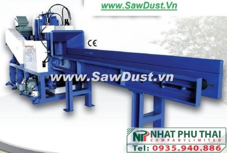 Máy nghiền gỗ cây 5 – 7 tấn/h NPT-BV-300