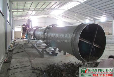 Máy sấy phân bón NPK 15 tấn/h NPT-MSPB-15T