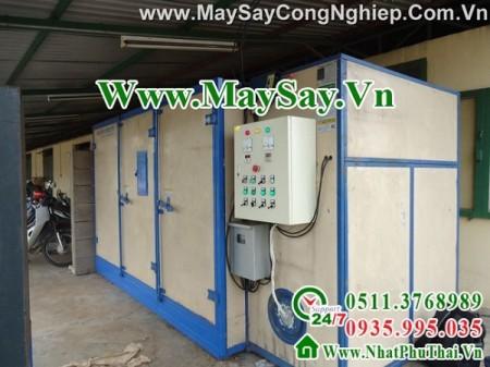 Máy sấy quế công suất 700 kg/h NPT-MSQ700