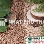 Viên nén mùn cưa (Wood Pellet) bảo vệ môi trường