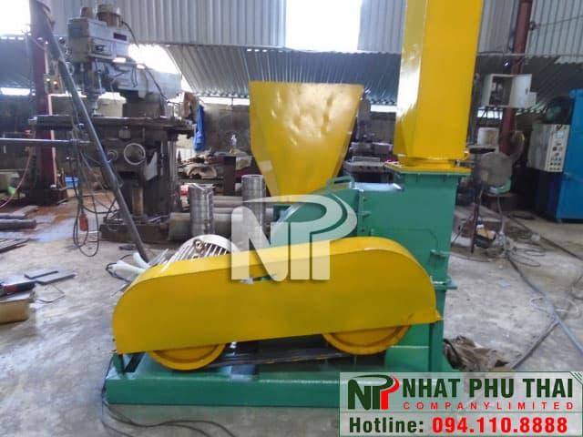 Máy băm gỗ 3 tấn lắp đặt tại Quảng Nam