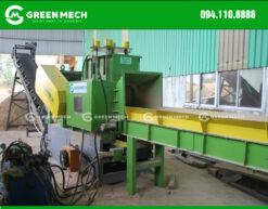 Máy nghiền gỗ mùn cưa GM-400SM